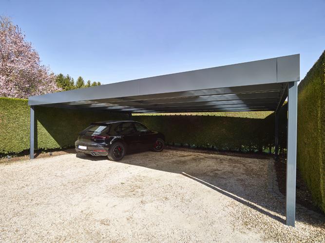 Vrijstaande-carport